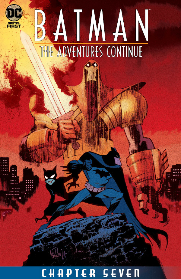 Batman: The Adventures Continue #7 comic review