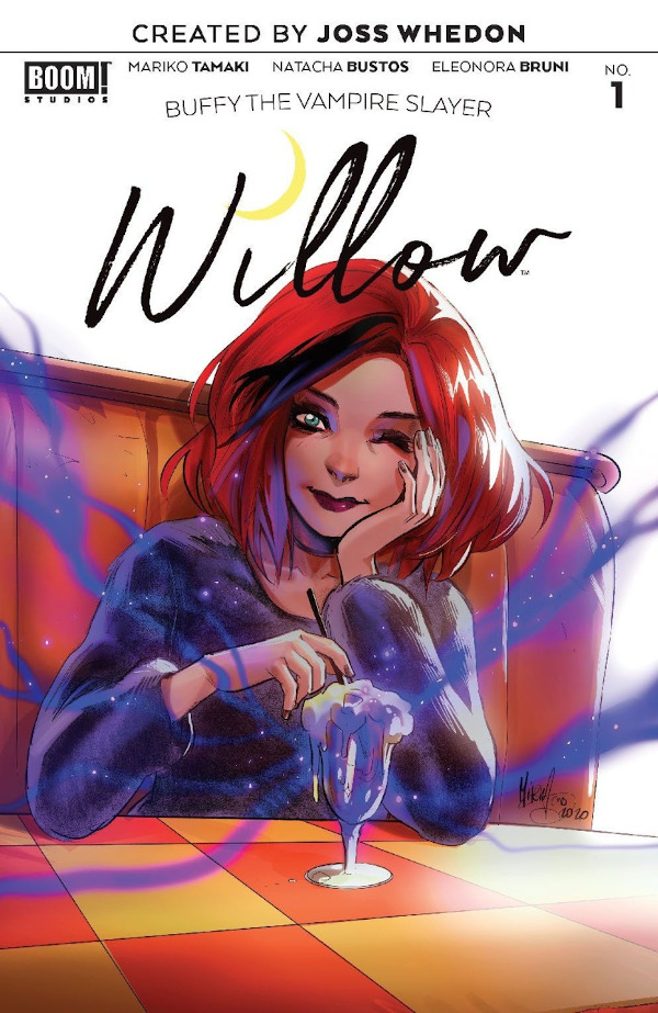 Buffy the Vampire Slayer: Willow #1 comic review