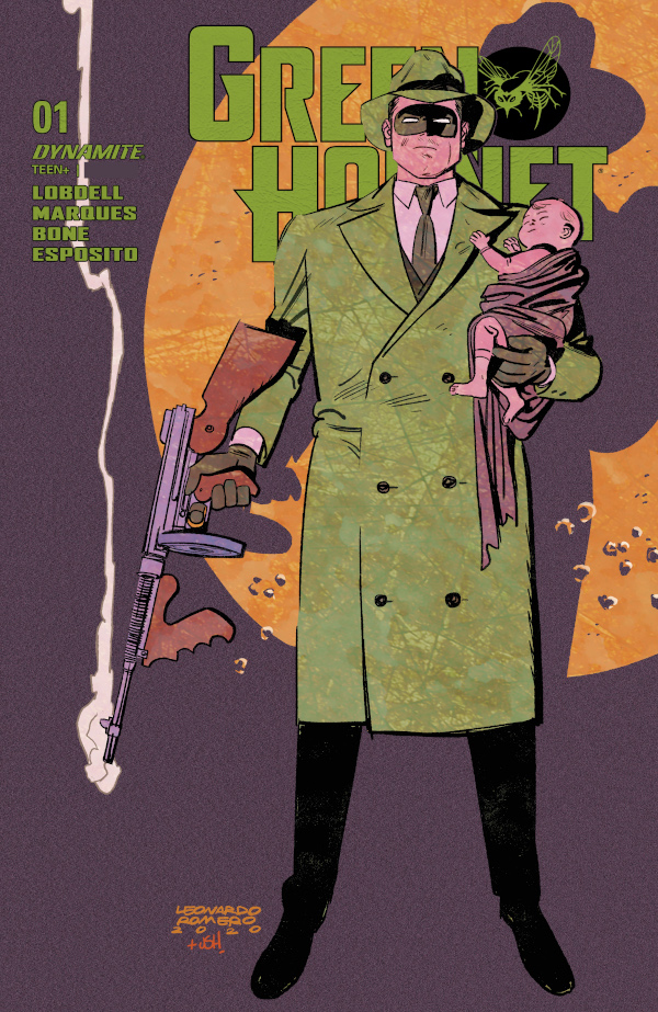 Green Hornet #1 comic review