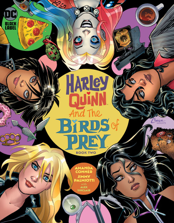 Harley Quinn and the Birds of Prey #2 comic review