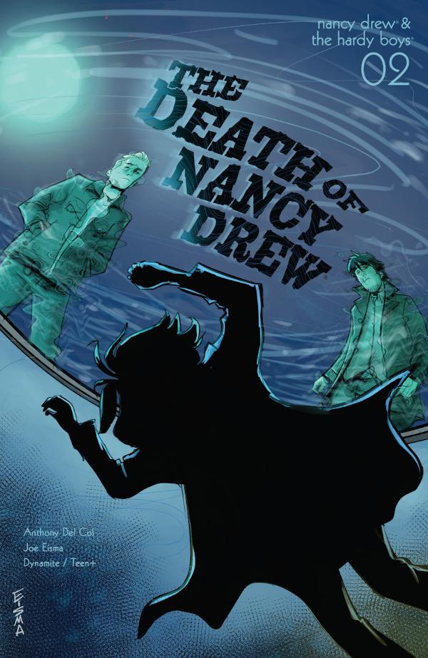 Nancy Drew & The Hardy Boys: The Death of Nancy Drew #2 comic review
