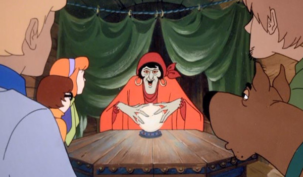 Scooby-Doo! - A Gaggle of Galloping Ghosts