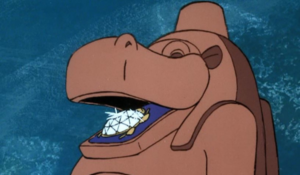 Scooby-Doo! - Scooby Doo and a Mummy, Too television review