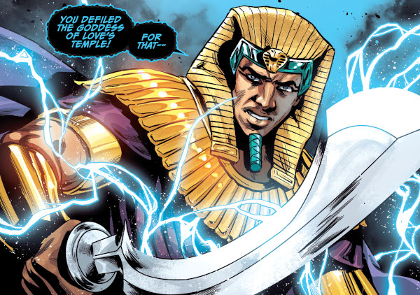 SHAZAM!: Lightning Strikes #1 comic review