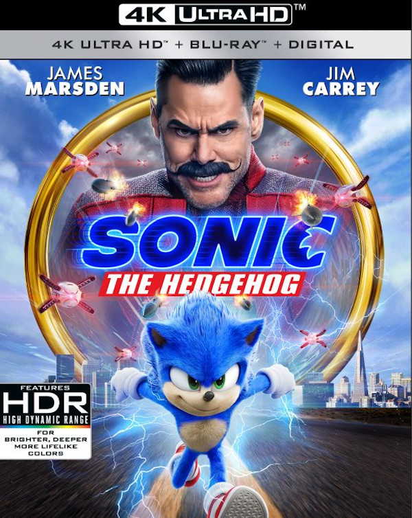 Sonic the Hedgehog 4K review