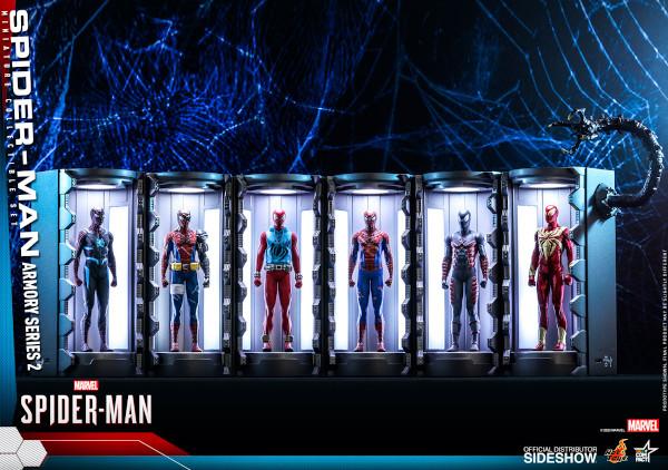Spider-Man Armory Miniature (Series 2)
