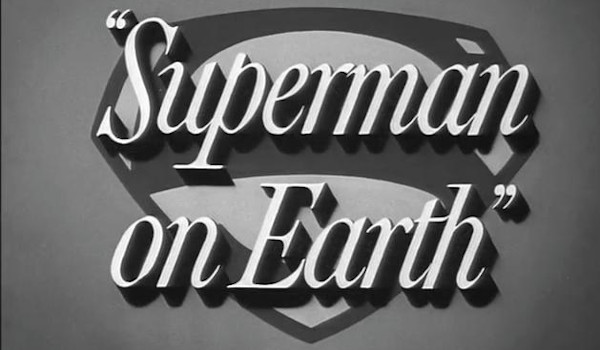 Adventures of Superman - Superman on Earth television review