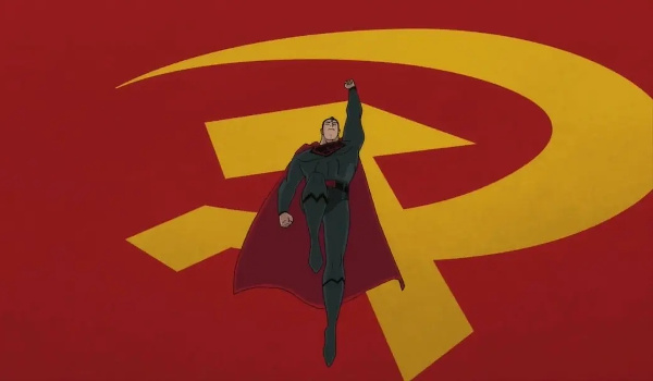 Superman: Red Son Blu-ray review
