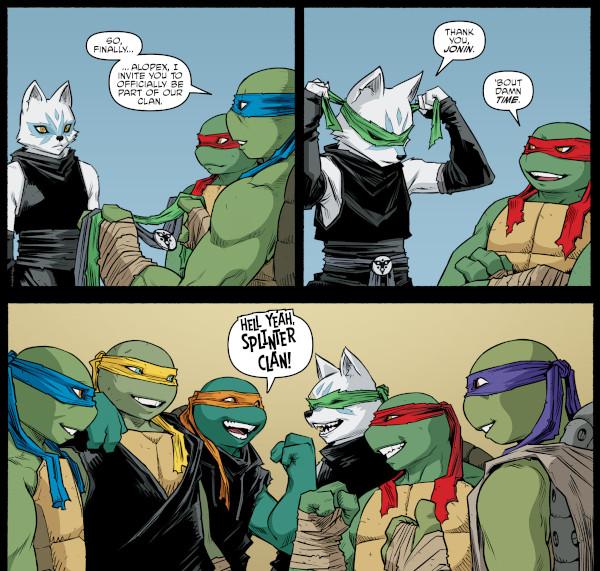 Teenage Mutant Ninja Turtles #105 comics
