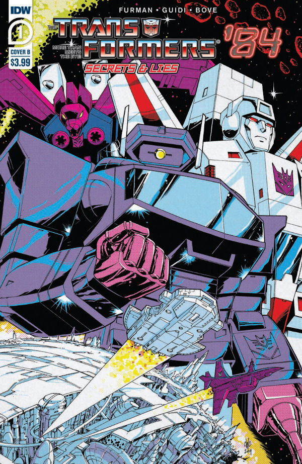 Transformers '84 #1 comic review