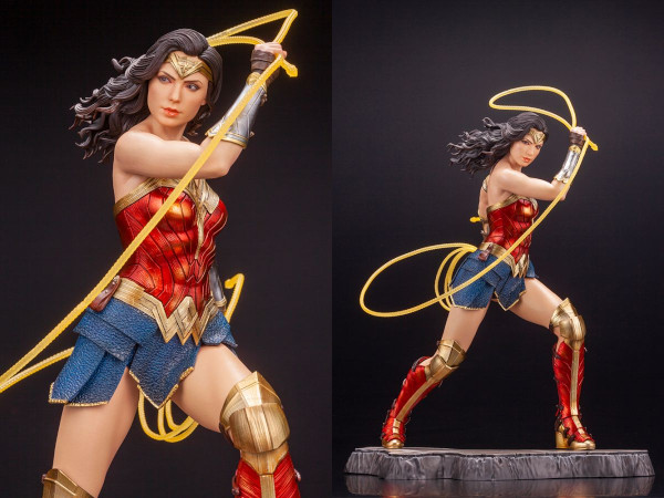 Wonder Woman 1984 Movie ARTFX Statue