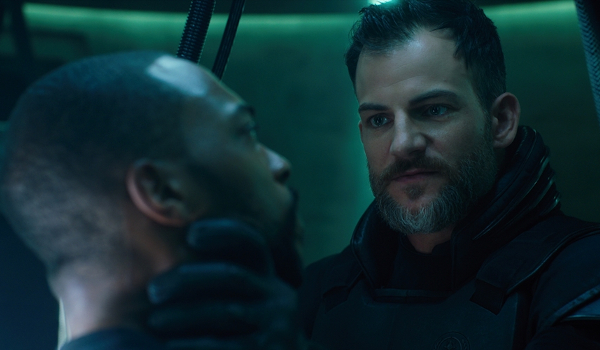 Altered Carbon - Nightmare Alley television review