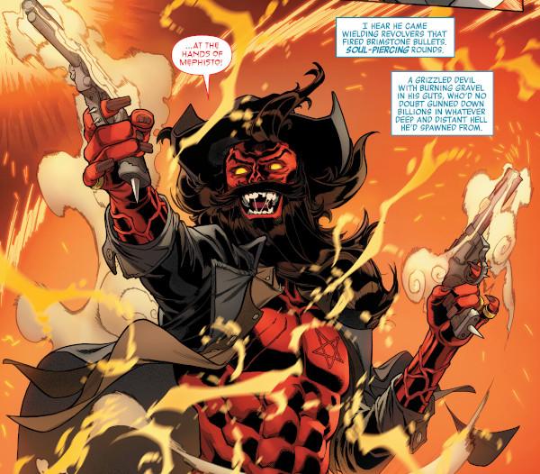 Avengers #35 comic review