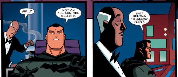 Batman: The Adventures Continue #9 comic review
