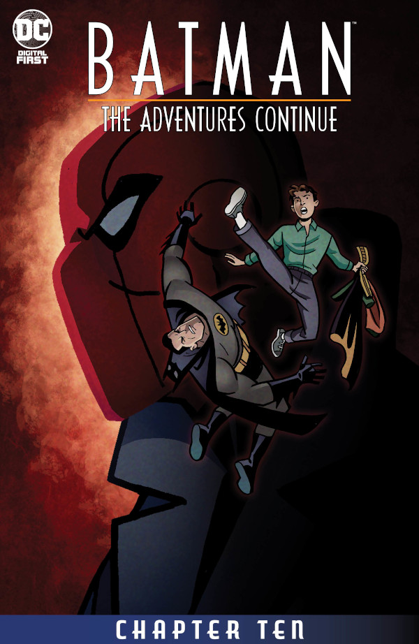 Batman: The Adventures Continue #10 comic review