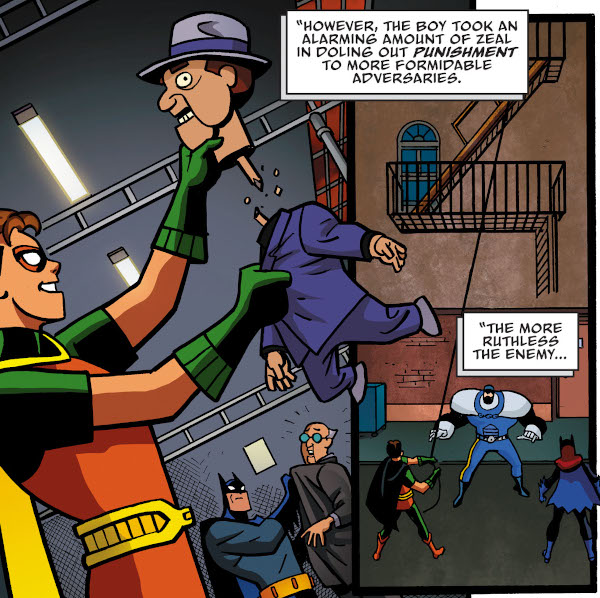 Batman: The Adventures Continue #10 comic review