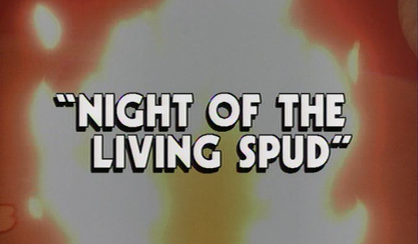 Darkwing Duck - Night of the Living Spud television review