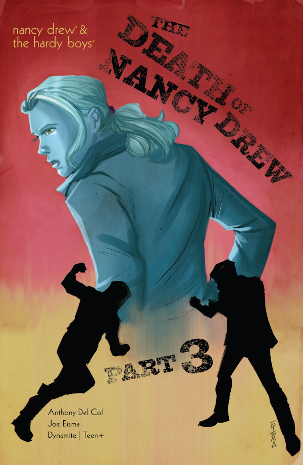 Nancy Drew & The Hardy Boys: The Death of Nancy Drew #3 comic review