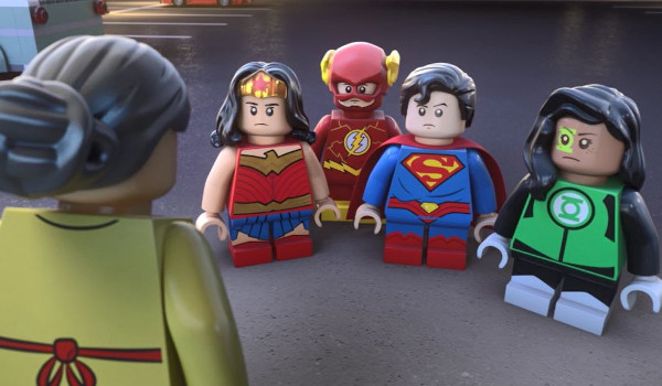 LEGO DC: SHAZAM! - Magic & Monsters Blu-ray review