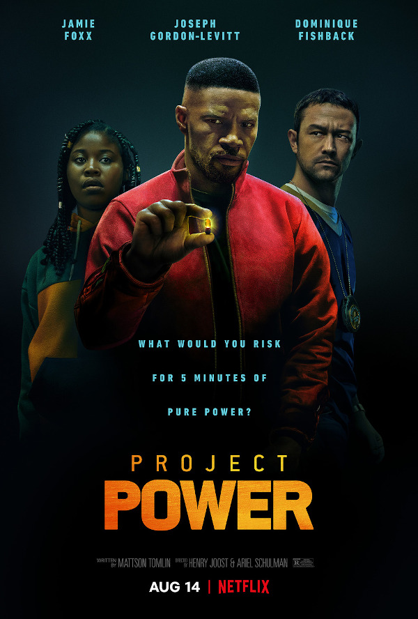 Project Power movie review