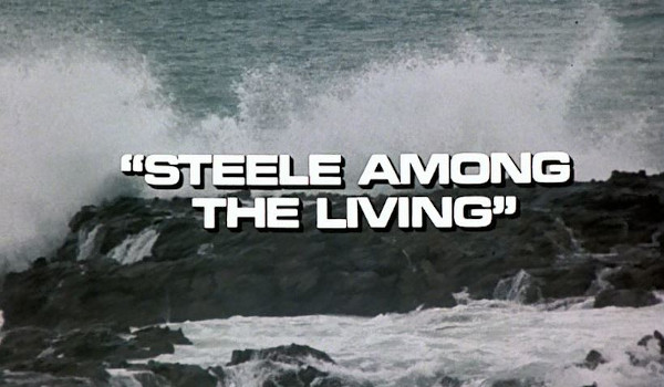 Remington Steele - Steele Among the Living television review
