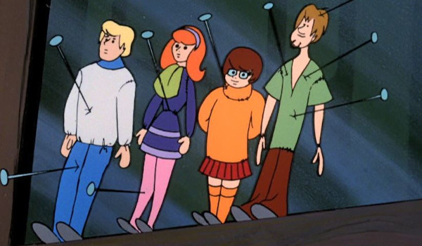Scooby-Doo! - Which Witch is Which? television review