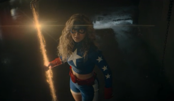 Stargirl - Stars and S.T.R.I.P.E. (Part One) television review