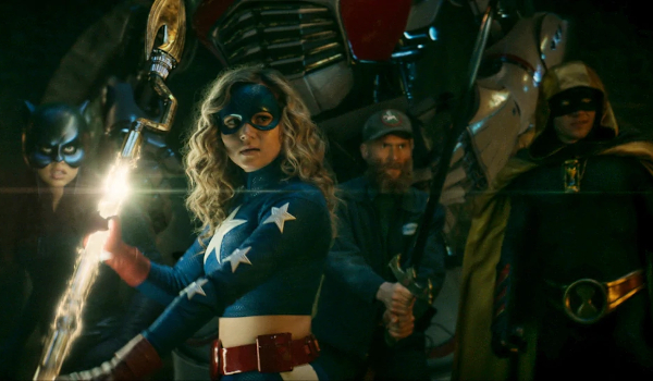 Stargirl - Stars and S.T.R.I.P.E. (Part Two) television review