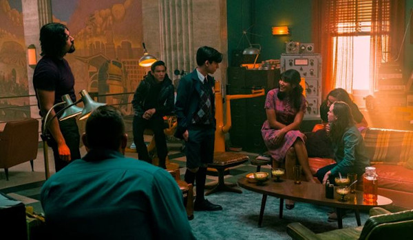 The Umbrella Academy - Valhalla television review