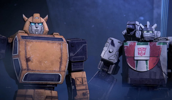 Transformers: War for Cybertron Trilogy - Siege Part 1 television review