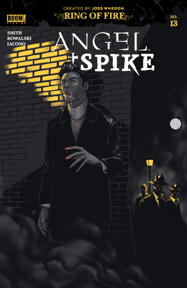 Angel + Spike 13 comic review