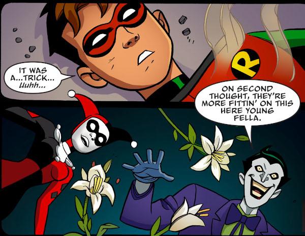 Batman: The Adventures Continue #11 comic review