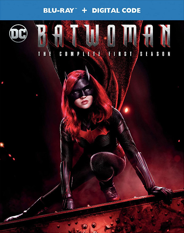 Batwoman - The Complete First Season Blu-ray review