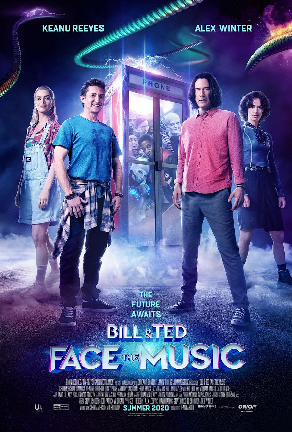 Bill & Ted Face the Music movie review