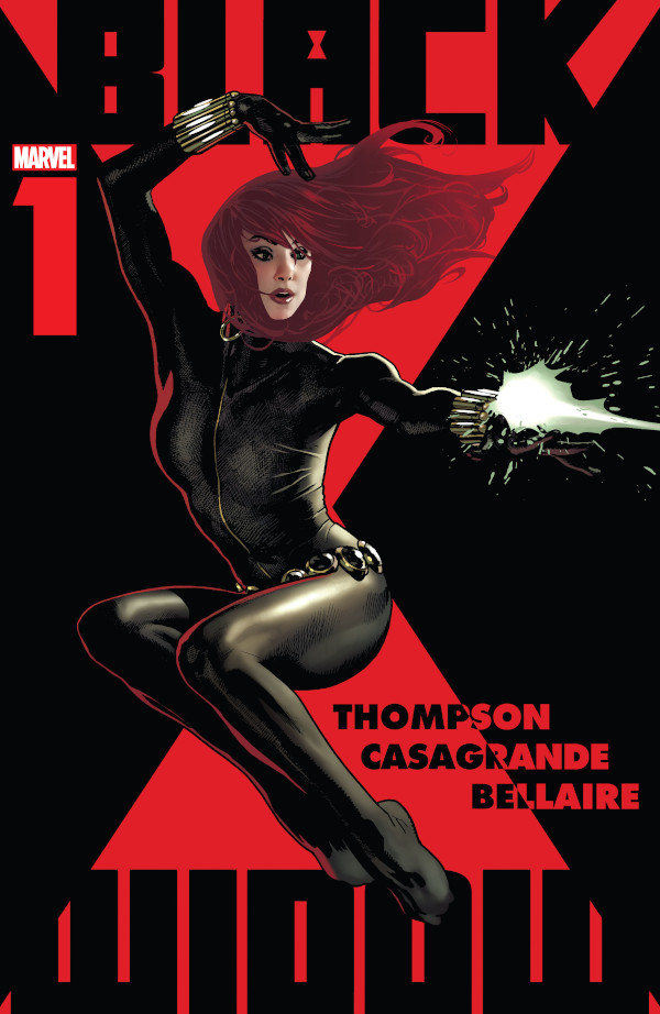 Black Widow #1 comic review