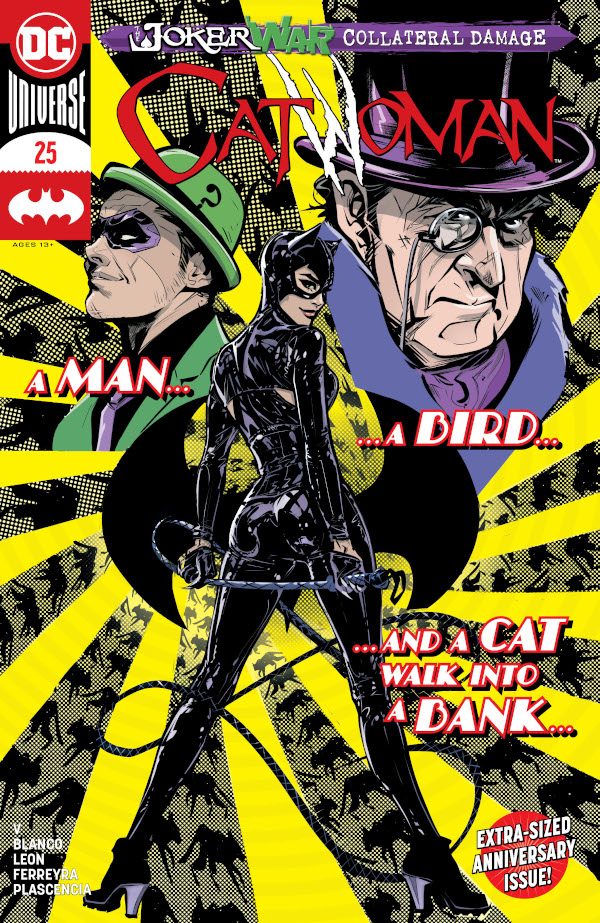 Catwoman #25 comic review