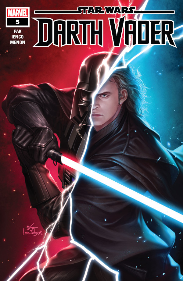 Darth Vader #5 comic review