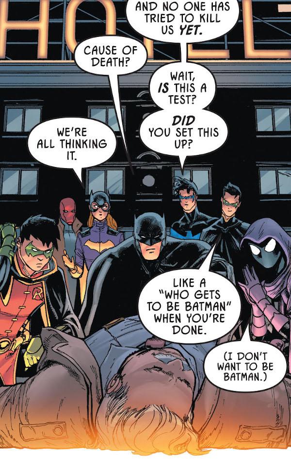 Detective Comics #1027 comic review