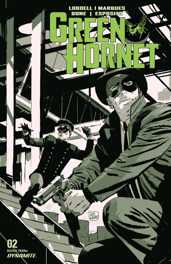 Green Hornet #2 comic review