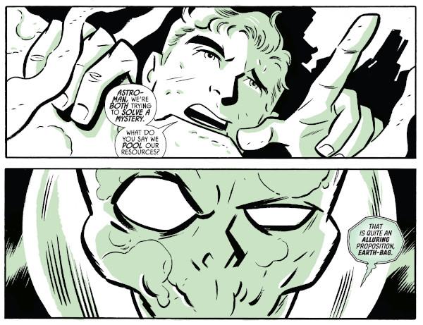Green Hornet #2 comic review