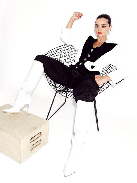 Jenna Coleman - Tatler (October 2020)