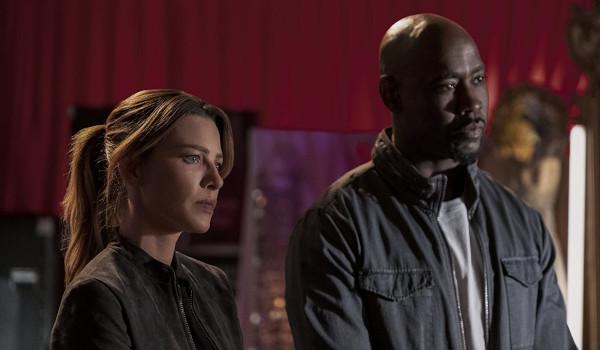 Lucifer - Detective Amenadiel television review