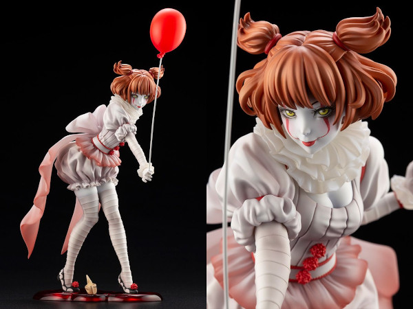 Pennywise Bishoujo Statue