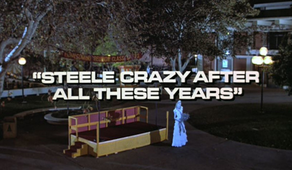 Remington Steele - Steele Crazy After All These Years television review