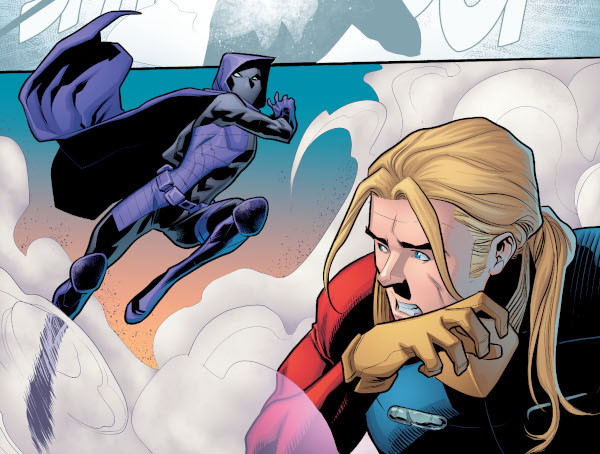 Young Justice #18 comic review