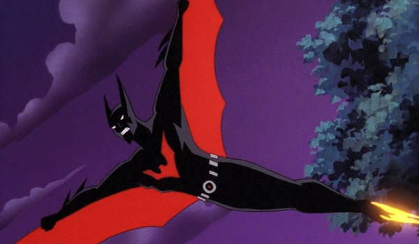 Batman Beyond - A Touch of Curaré