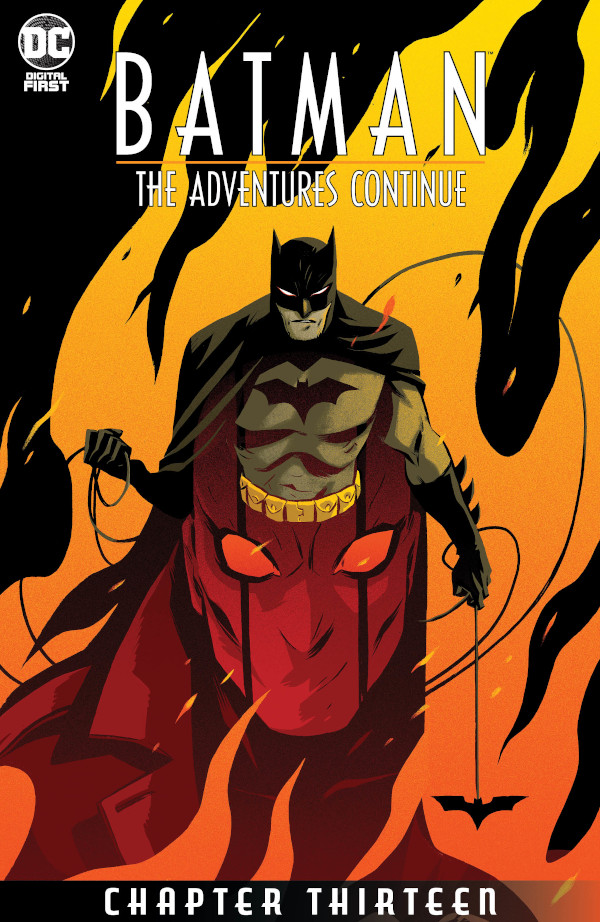 Batman: The Adventures Continue #13 comic review