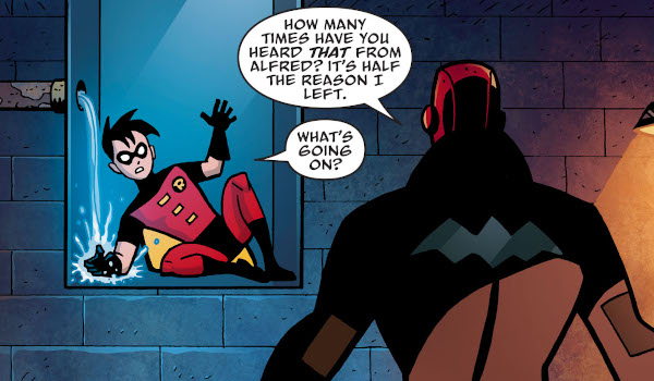 Batman: The Adventures Continue #13 comic review