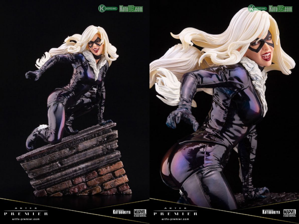 Black Cat Women of Marvel ARTFX Statue