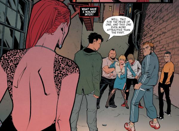 Black Widow #2 comic review